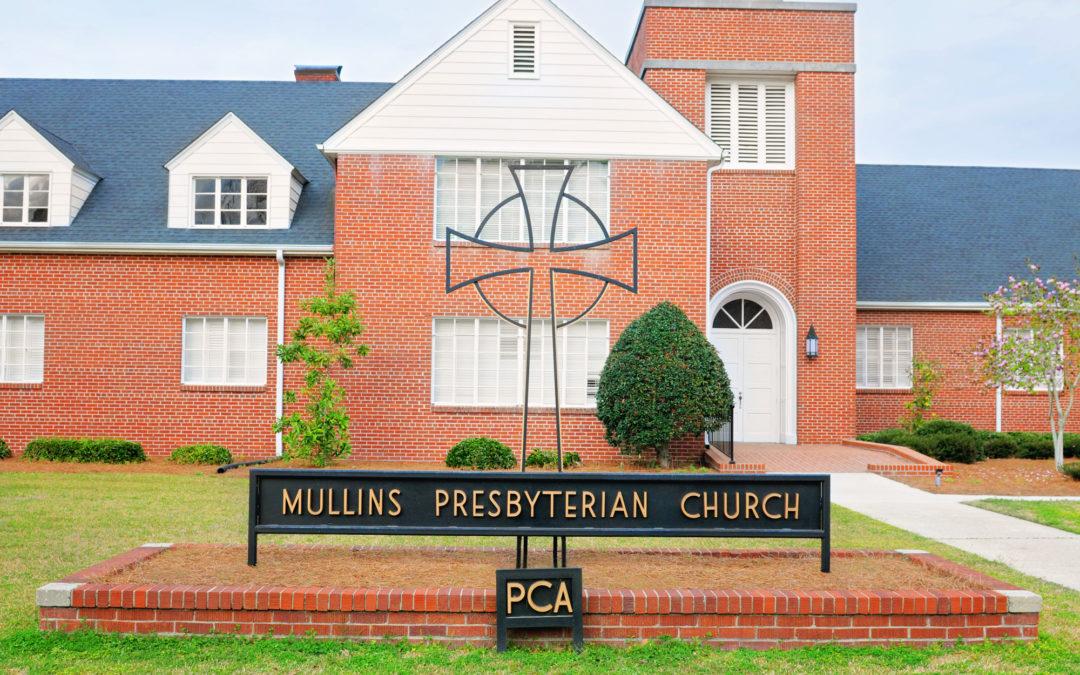 Mullins Presbyterian Building
