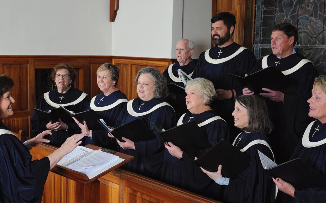 Mullins Presbyterian Choir