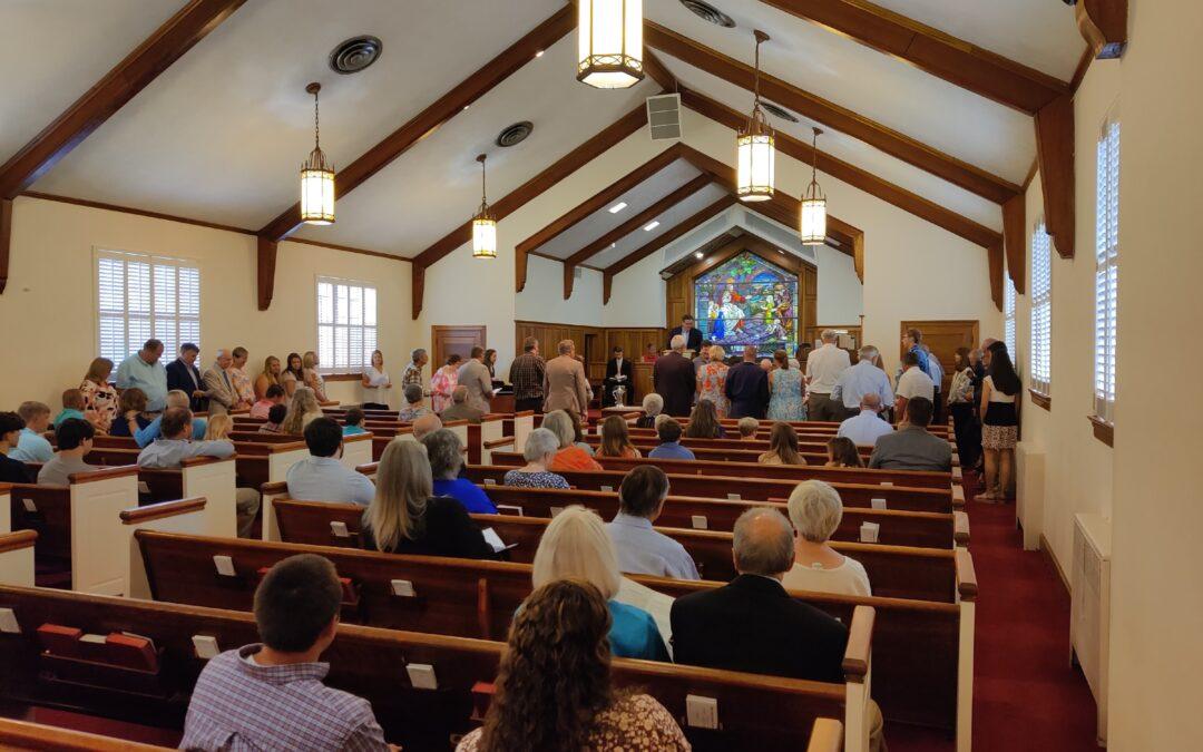 Morning Worship – Sept. 19, 2021 – 2 Peter 1